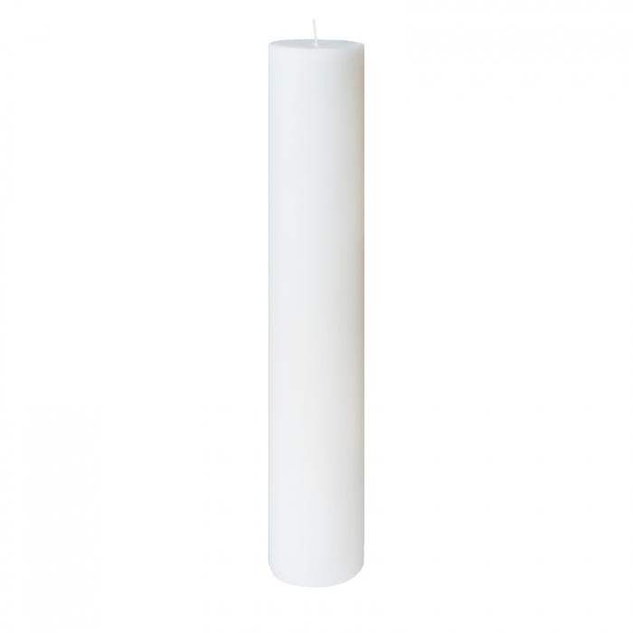 Set 6 Lumanari Botez H35cm D5,5cm 2