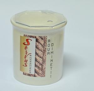 Lumanare Parfumata ROUA DIMINETII, cu 2 fitile din lemn2