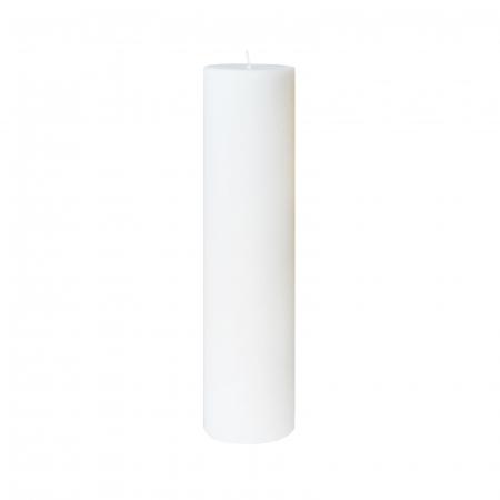 Set 6 Lumanari Botez Albe H25cm D7cm [1]