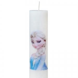 Set 6 Lumanari Botez Elsa H40cm D5,5cm1