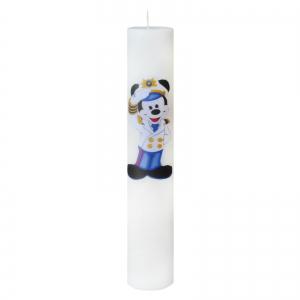Lumanare Botez Marinarul Mickey H40m D7cm [0]