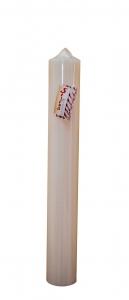 Set 2 Lumanari Nunta H30cm D4,5cm [4]