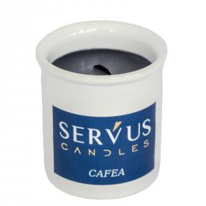 Bax 12 Lumanari Parfumate Cafea cu fitil din lemn [2]
