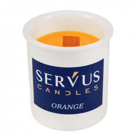 48 Lumanari Parfumate Orange cu fitil din lemn2