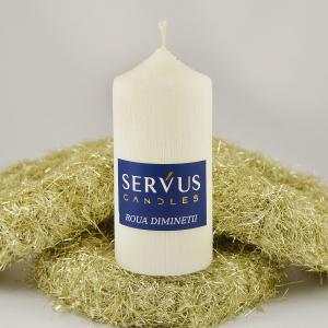 Lumanare Parfumata ROUA DIMINETII , cilindru 130 mm4