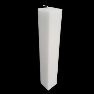 Lumanare Botez Patrata H35cm L5.5cm3