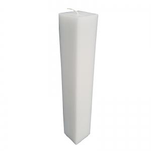 Lumanare Botez Patrata H40cm L5.5cm0