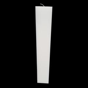 Lumanare Botez Patrata H35cm L5.5cm1