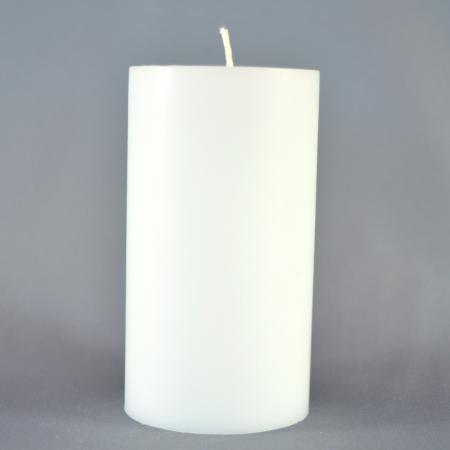 Bax 12 Marturii albe H7cm D5,5cm3