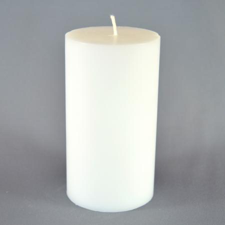 Bax 12 Marturii albe H7cm D5,5cm4