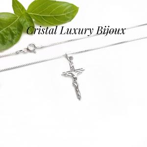 Lantisor argint cu cruciulita [1]