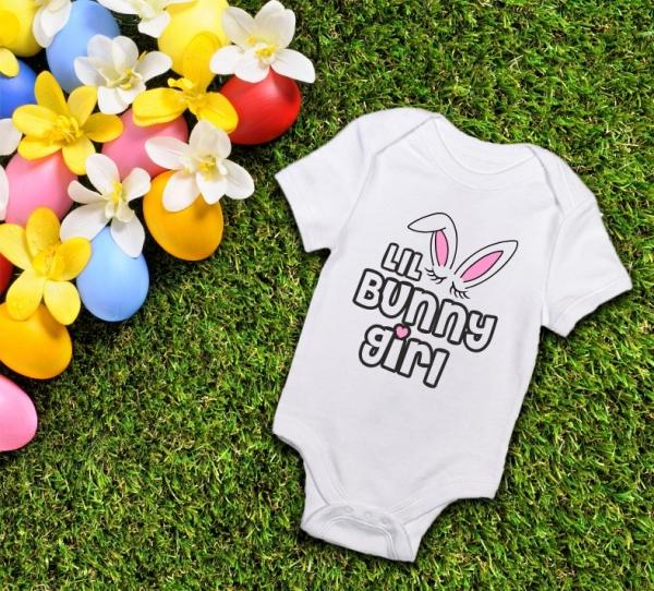 Body Personalizat - Little Bunny Girl 0