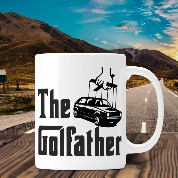Cana Auto Personalizata - The Golffather [0]
