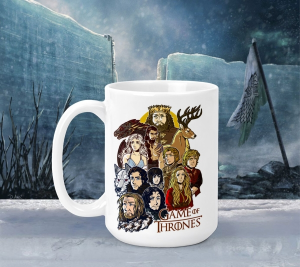 Cana Game of Thrones - Cast 0