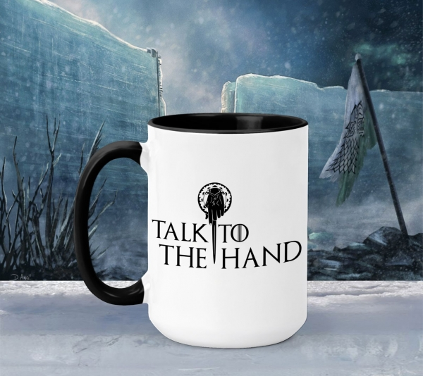 Cana Game Of Thrones - Talk To The Hand 0