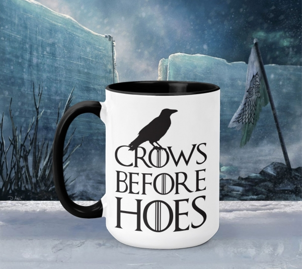 Cana Game Of Thrones - Crows Before Hoes 0