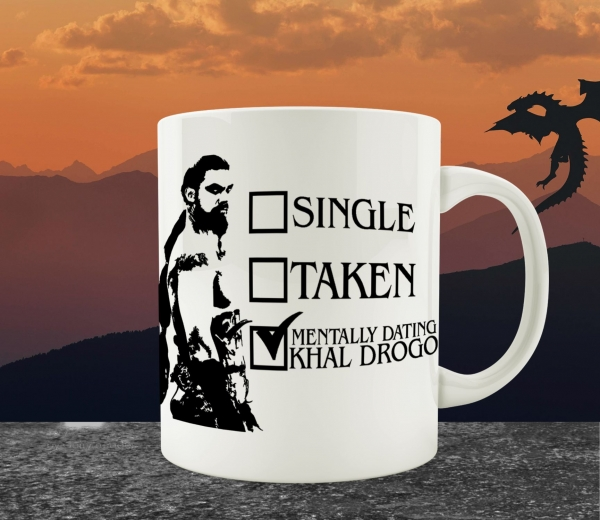 Cana Game of Thrones - Mentally Dating Khal Drogo 0