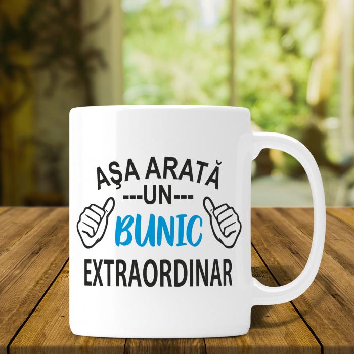 Cana Personalizata - Asa Arata Un Bunic Extraordinar [0]