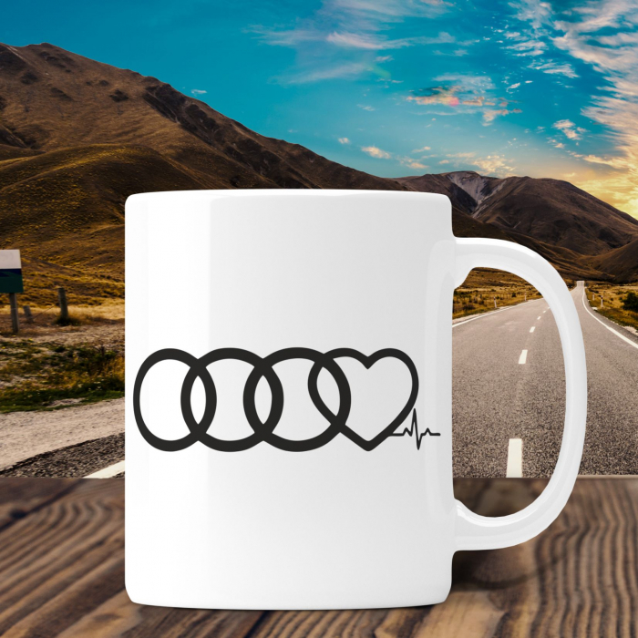 Cana Personalizata - Audi Life [0]