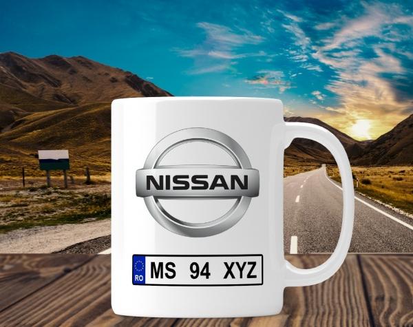 Cana personalizata Auto - Nissan [0]
