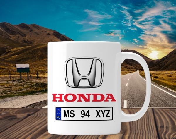 Cana personalizata Auto - Honda [0]