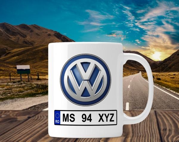 Cana personalizata Auto - Volkswagen [0]