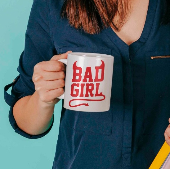 Cana personalizata - Bad Girl [0]