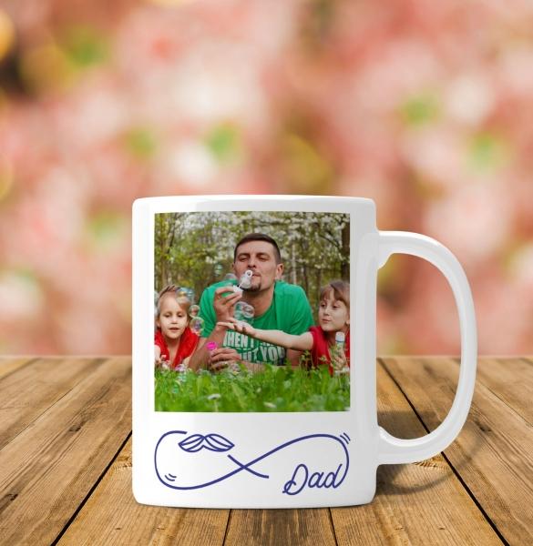 Cana Personalizata - Cana Pentru Tata 0
