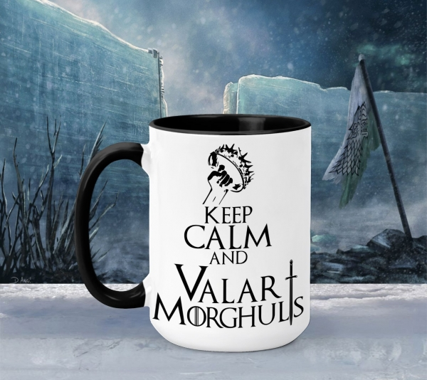 Cana Game of Thrones - Keep Calm And Valar Morghulis 2 0