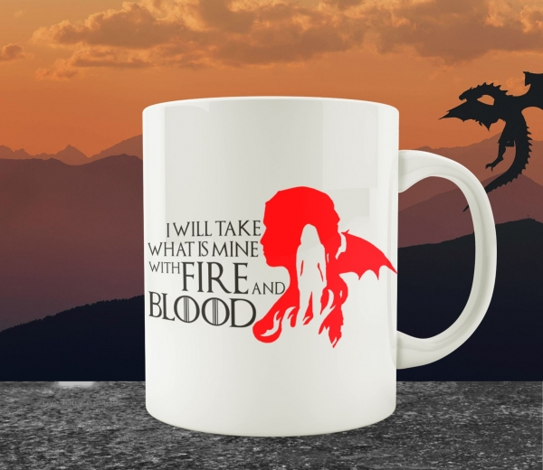 Cana Game of Thrones - Fire And Blood 0