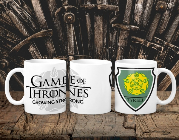 Cana Personalizata Game of Thrones - Tyrell House 0