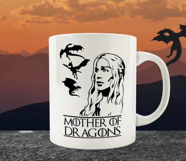 Cana Personalizata Game of Thrones - Daenerys 0