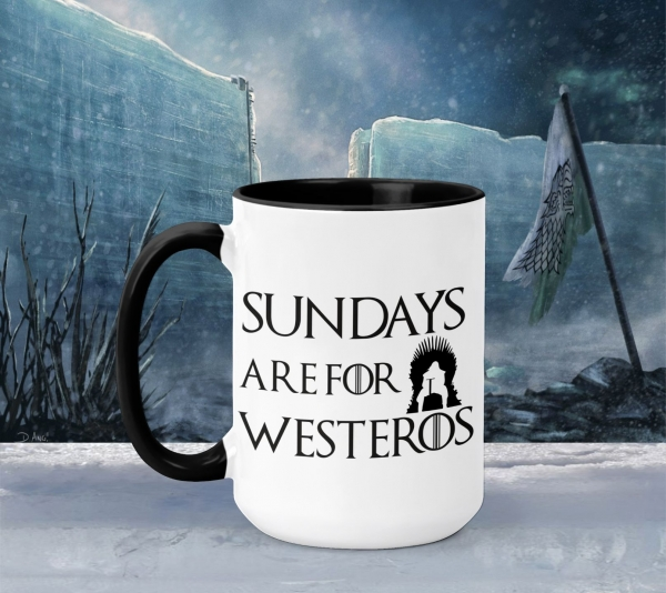 Cana Game of Thrones - Sundays Are For Westeros 0
