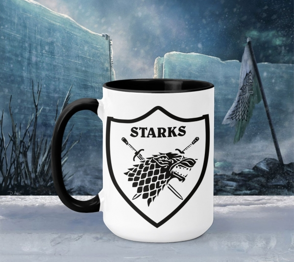 Cana Game of Thrones - Starks 0