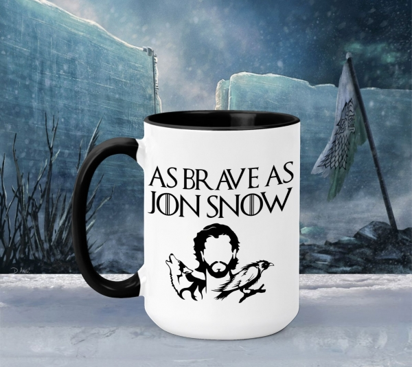 Cana Game of Thrones - As Brave As Jon Snow 0