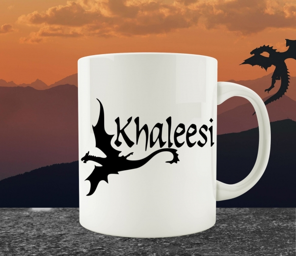 Cana Personalizata Game of Thrones - Khaleesi 0