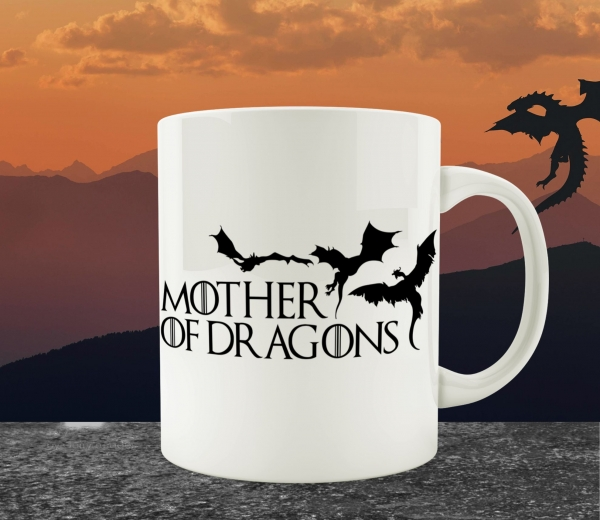 Cana Personalizata Game of Thrones - Mother Of Dragons 2 0