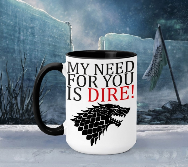 Cana Game of Thrones - My Need For You Is Dire 0