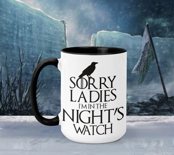 Cana Game of Thrones - In The Night's Watch 0