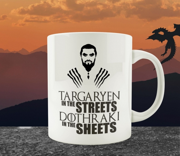 Cana Dothraki In The Sheets - Game of Thrones 0