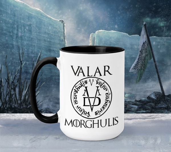 Cana Game of Thrones - Valar Morghulis 6 0