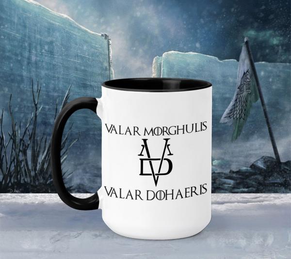 Cana Game of Thrones - Valar Morghulis Valar Dohaeris 0