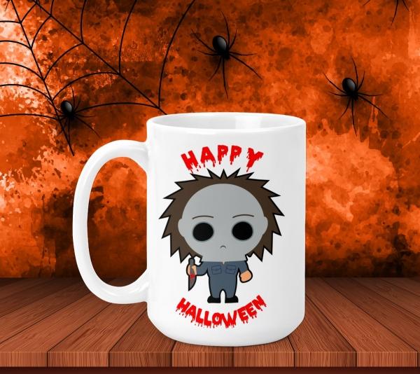 Cana Personalizata Halloween - Halloween 0
