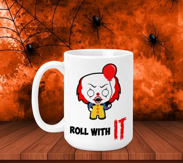 Cana Personalizata Halloween - IT 0
