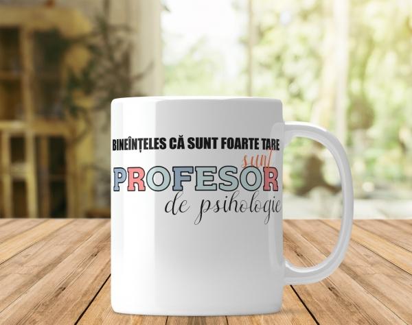 Cana Personalizata - Profesor 0