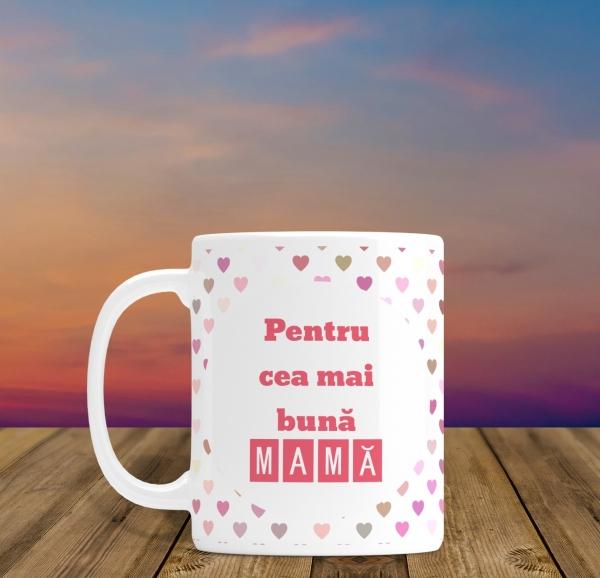 Cana personalizata pentru cea mai buna mama [0]