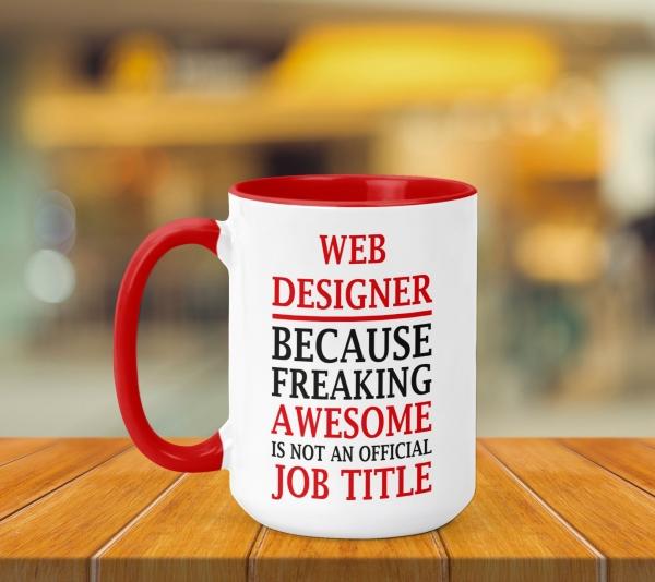 Cana Personalizata - Web Designer 0