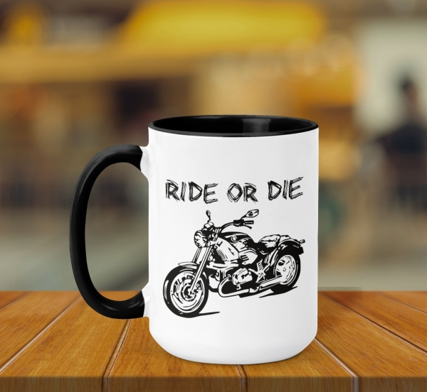 Cana Personalizata - Ride Or Die 0