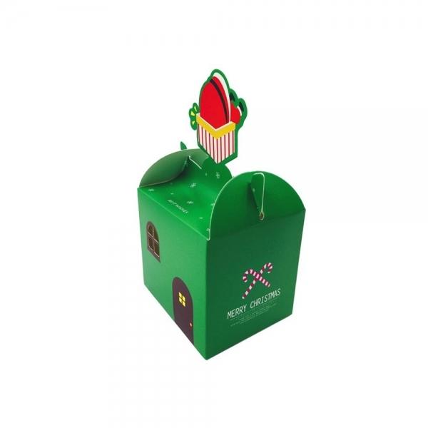 Cutie Cana De Craciun - Verde [1]