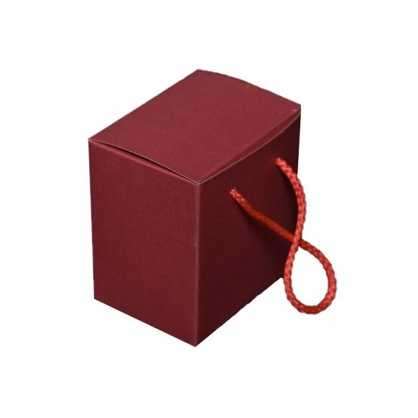 Cutie Cu Manere Pentru Cana - Rosu 0